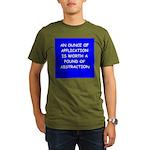 engineer engineering Organic Men's T-Shirt (dark)