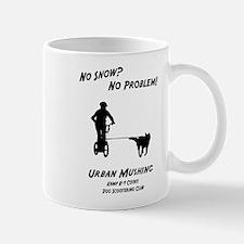 Funny Musher Mug