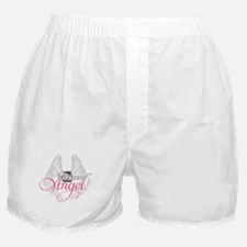 Soldier's Angel Boxer Shorts
