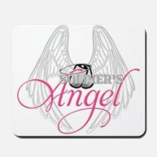Soldier's Angel Mousepad