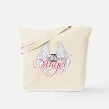 Soldier's Angel Tote Bag