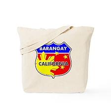 Barangay Califonia Tote Bag