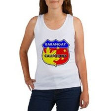 Barangay Califonia Women's Tank Top