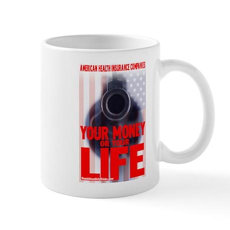 Your Money or Your Life Mug