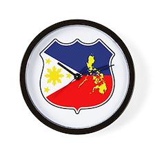 Pinoy01 Wall Clock