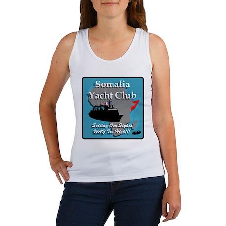 Somalia Yacht Club - Women's Tank Top