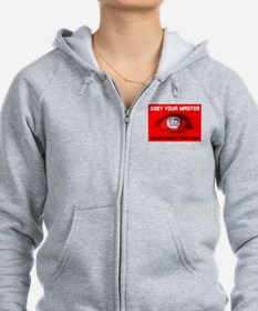 Fox News: Obey your Master Zip Hoodie