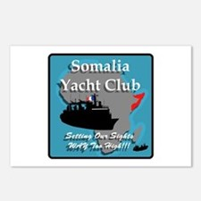 Somalia Yacht Club - Postcards (Package of 8)