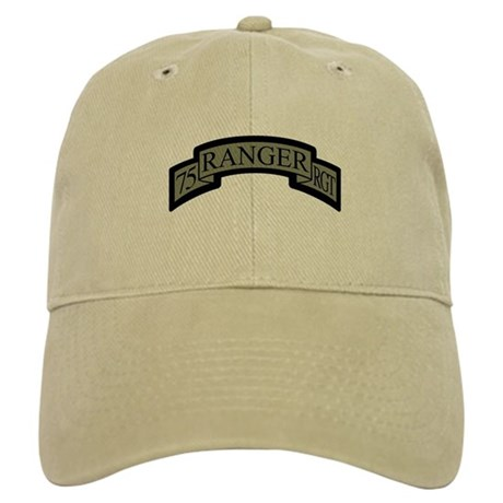 75th Ranger Regt Scroll ACU Cap