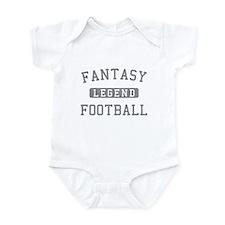 Fantasy Football Legend Infant Bodysuit