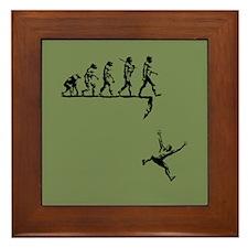 Evolution & Destiny Framed Tile