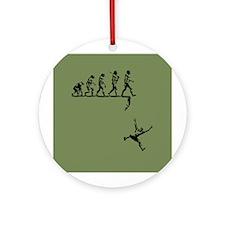 Evolution & Destiny Ornament (Round)