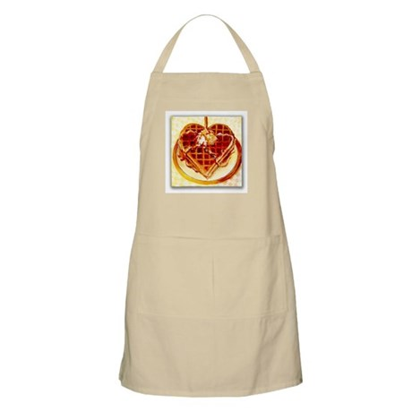 Waffle of Love BBQ Apron