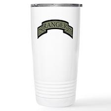 75th Ranger STB Scroll ACU Travel Mug