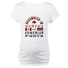 Armenian / Canadian Parts Shirt