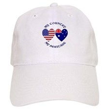 Australian Heritage 4 Baseball Cap