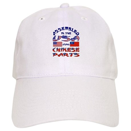 USA / Chinese Parts Cap