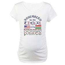 USA/Hungarian Parts Shirt
