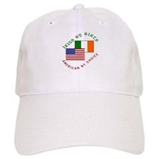 Irish Birth American Choice Baseball Cap