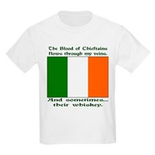 Irish Blood & Whiskey T-Shirt