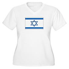 Israeli Flag 4 T-Shirt