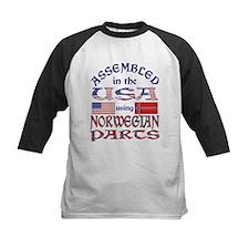 USA/Norwegian Parts Tee