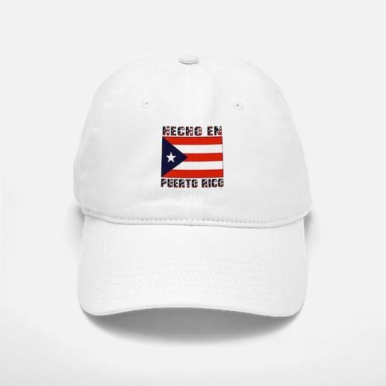 Hecho en Puerto Rico Cap
