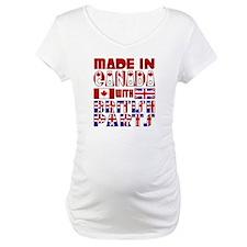 Canadian/British Parts Shirt