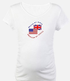 British by Birth American by Shirt