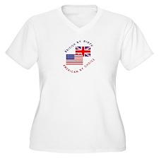 British by Birth American by T-Shirt