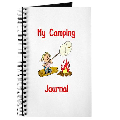 Children's Camping Journal