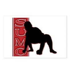 SUMO Gear Postcards (Package of 8)
