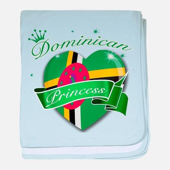 dominica.png baby blanket