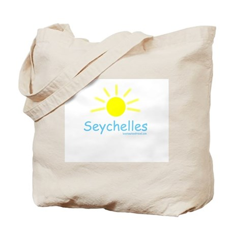 Seychelles Sun - Tote Bag