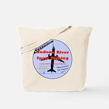 Hudson River Sport Fishing Tote Bag