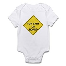 Cute Humorous baby board Infant Bodysuit