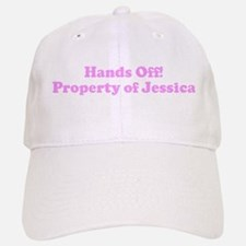 Hands Off! Property of Jessi Cap
