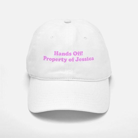 Hands Off! Property of Jessi Cap