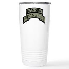 3rd Ranger Bn Scroll/Tab ACU Travel Mug