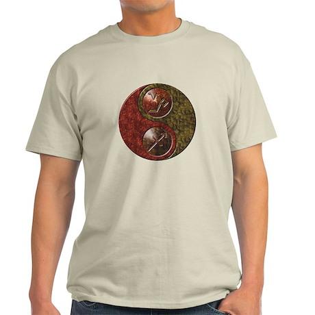 Sagittarius/Capricorn Element Light T-Shirt
