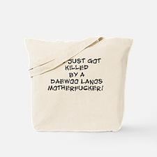 Killer Daewoo Tote Bag