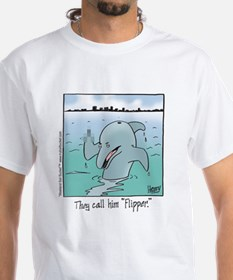 """They Call Him Flipper"" Shirt"