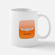 i Ford Thunderbird Logo Mug