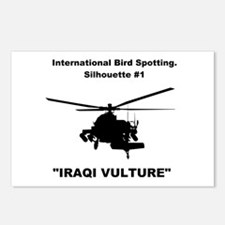 Iraqi Vulture - Postcards (Package of 8)