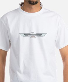 Ford Thunderbird Emblem Chrome Shirt