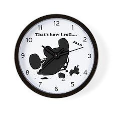Cute Over Wall Clock