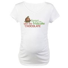 Forget Fruitcake Shirt