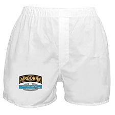 CIB with Airborne Tab Boxer Shorts