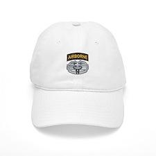 Combat Medic Badge with Airbo Baseball Cap