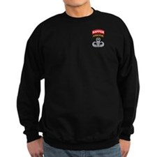 Master Airborne Wings with Sa Sweatshirt